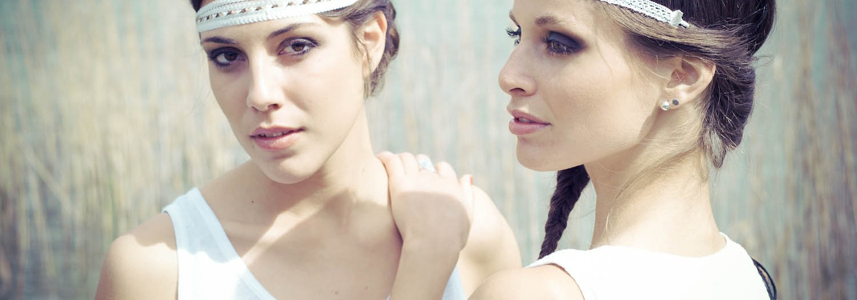 Myne Headbands Photoshoot