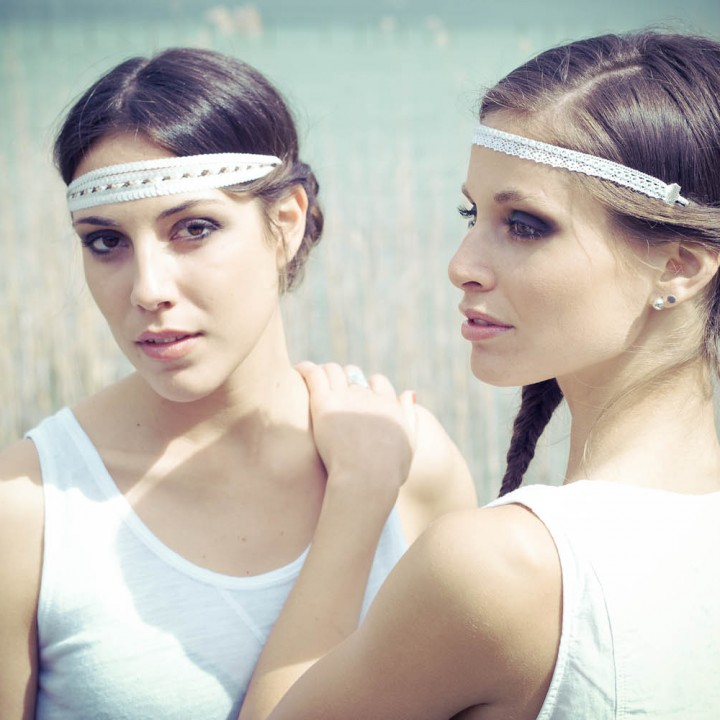 Myne Headbands Photoshoot