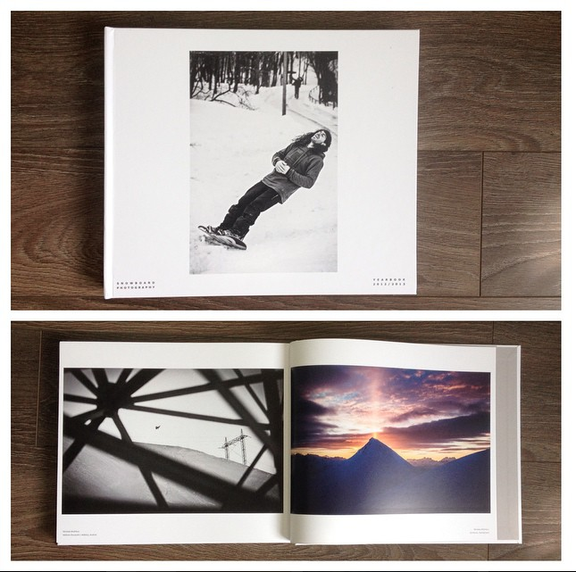 Snowboard Photography - Yearbook 2012-2013