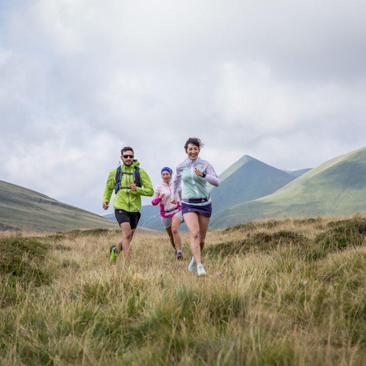 Salomon Trail Running en Auvergne